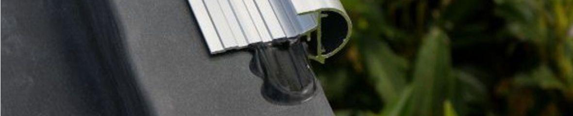 Kit voor het plat dak