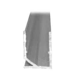 Aluminium P202 afsluitprofiel 350 cm