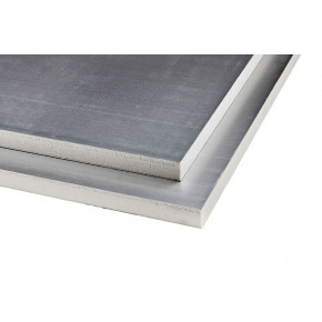 PIR isolatie ALU 60x120 cm (Dikte: 30 mm)