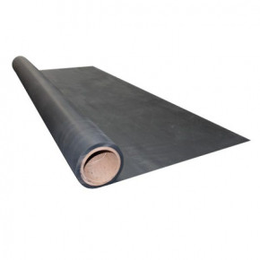EPDM folie 7.62 meter breed (Dikte: 1.14 mm)