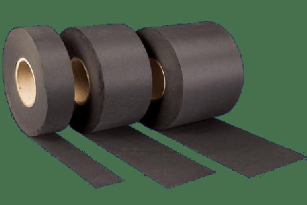 Epdm strook rol 10 cm breed en dik mm makkelijk voor for Prix epdm firestone