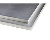 PIR isolatie ALU 60x120 cm (Dikte: 50 mm)