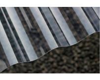 PVC golfplaat helder type H 76/18