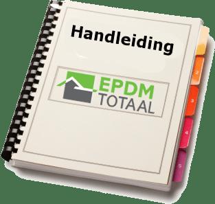 Handleiding zelf EPDM dakfolie leggen op een dak